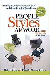 Book Review: People Styles at Work…And Beyond: Making Bad Relationships Good and Good Relationships Better