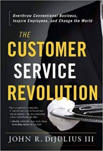 Book Review – The Customer Service Revolution