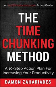 Article Review – The Time Chunking Method: A 10-Step Action Plan For Increasing Your Productivity