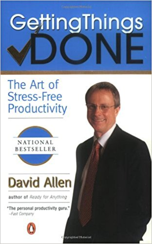 Book Review – Getting Things Done: The Art of Stress-Free Productivity