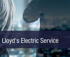 Case Study: Lloyd's Electric Service