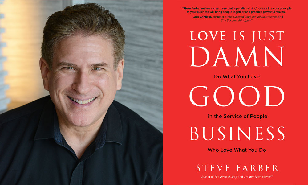 Book Review: Love is Just Damn Good Business