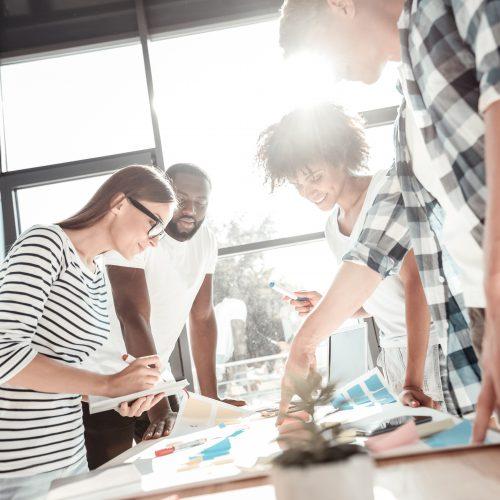 Welche Art von Unternehmenskultur haben Sie?