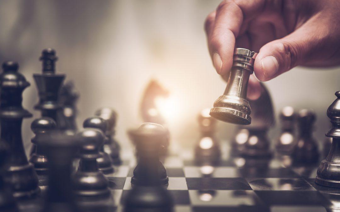 3 Wege, Ihre strategischen Denkfähigkeiten zu verbessern!