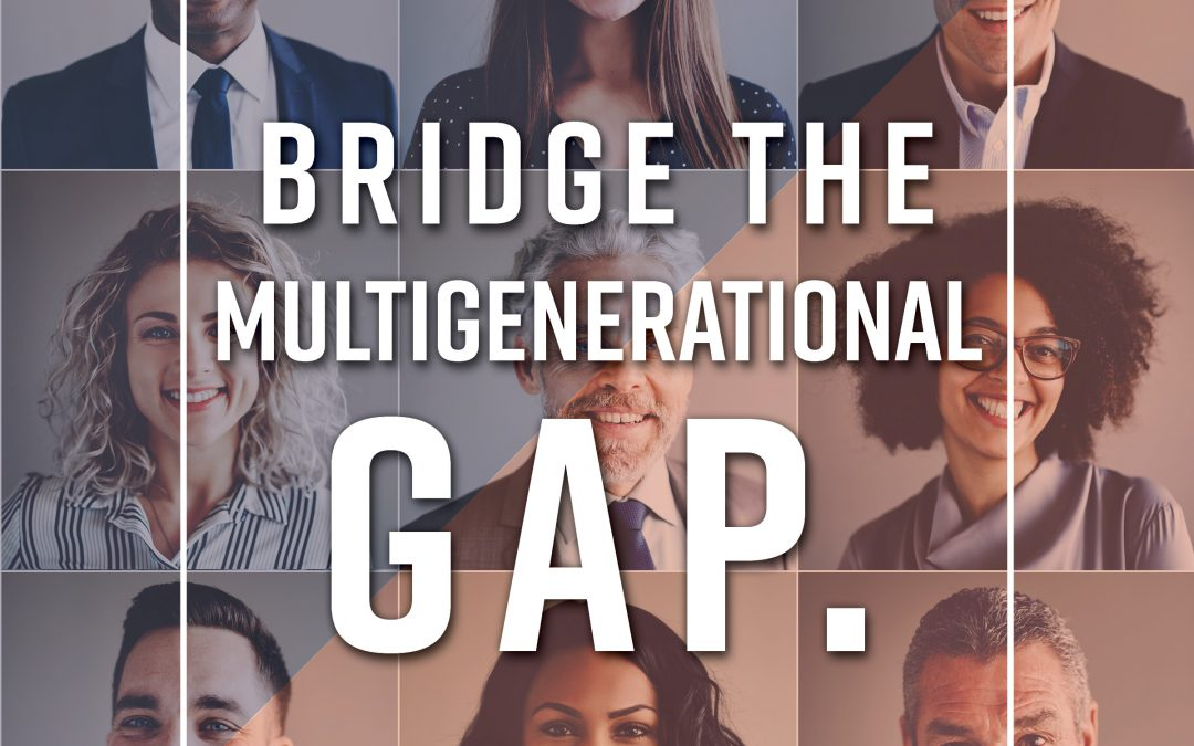 Tips for Managing Multiple Generations in the Workplace