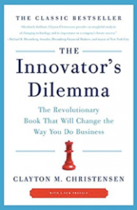 Book Review – The Innovator's Dilemma: The Revolutionary Book That Will Change the Way You Do Business