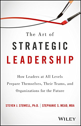 Book Review – The Art of Strategic Leadership: How Leaders at All Levels Prepare Themselves, Their Teams, and Organizations for the Future