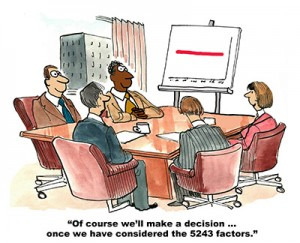 innovative leader_accelerate decision making