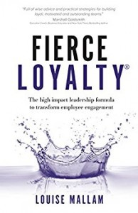 Employee Engagement Books_Fierce Loyalty
