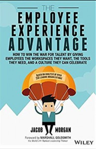 Employee Engagement Books_The Employee Experience Advantage