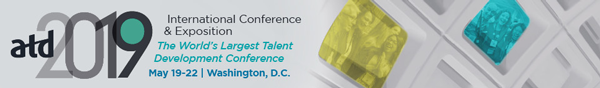 Crestcp, to sponsor 2019 ATD International conference