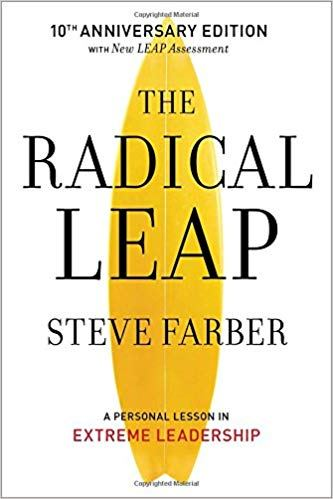 Book Review: The Radical Leap