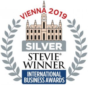 2019- Stevie Vienna Award