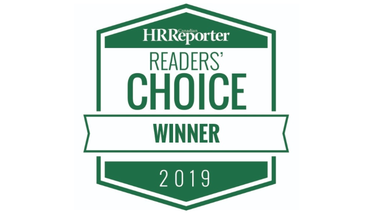 Crestcom International Wins 2019 Canadian HR Reporter Reader's Choice Award