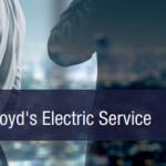 Case Study Lloyd's Electric Service