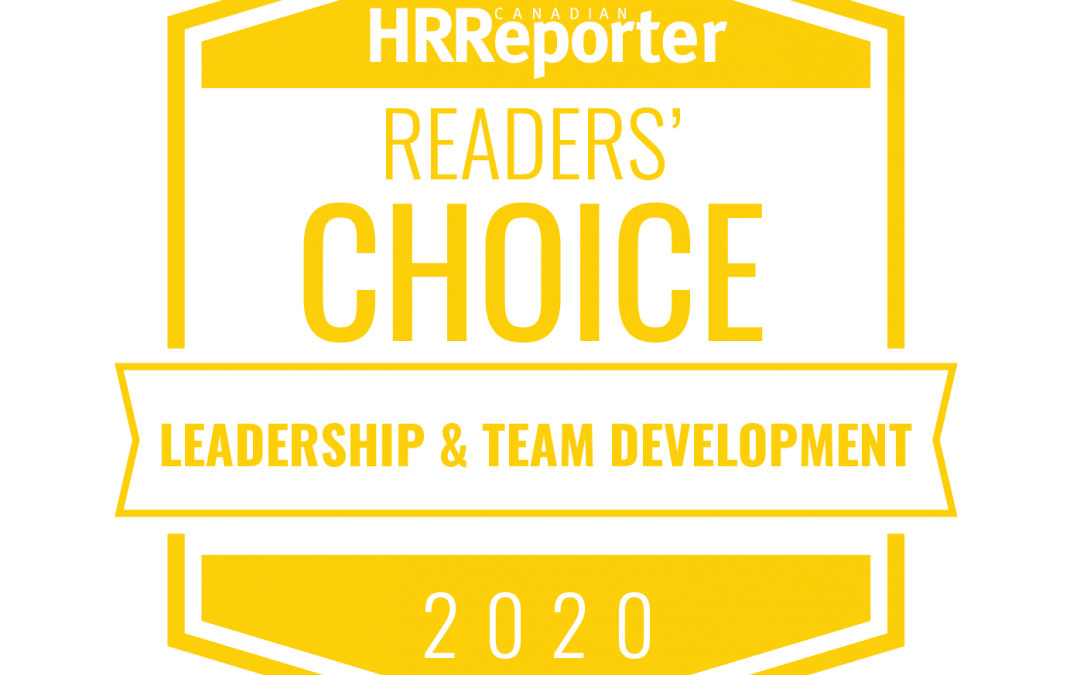 Crestcom Canada Recognized as Industry Leader in Leadership Development by HR Professionals
