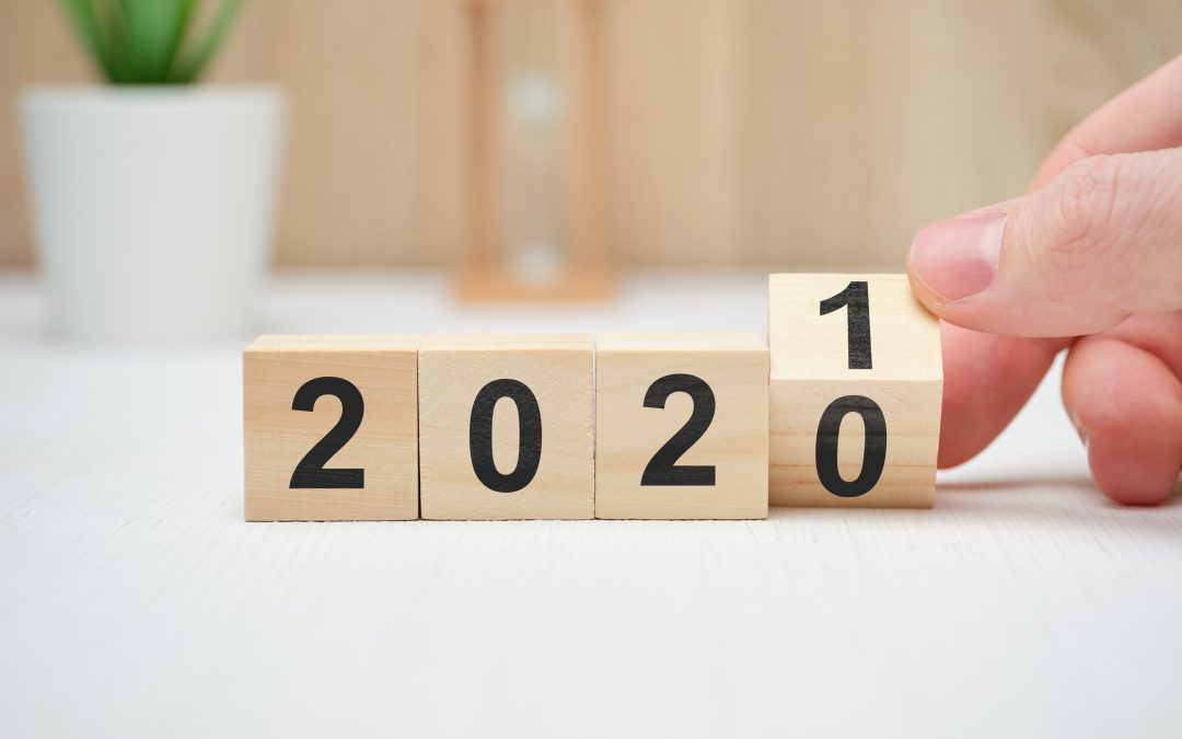 5 New Year's Resolutions for Leaders in 2021