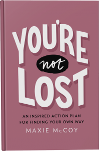 You're Not Lost Cover