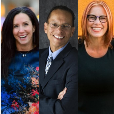 Minisode: Get Connected with Tamara Ghandour, Tyrone Holmes and Nora Burns, Featured Speakers at Crestcom's Virtual Leadership Summit