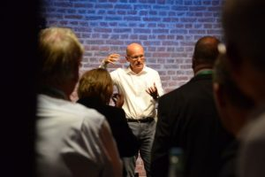 Professor Dr. Leif Erik Wollenweber, a Crestcom strategy and innovation expert